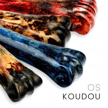 Os de koudou - pièces uniques pour couteaux