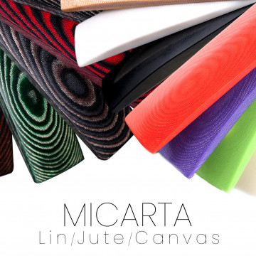 Micarta - compressed natural fibers