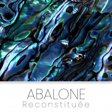 Abalone reconstituida