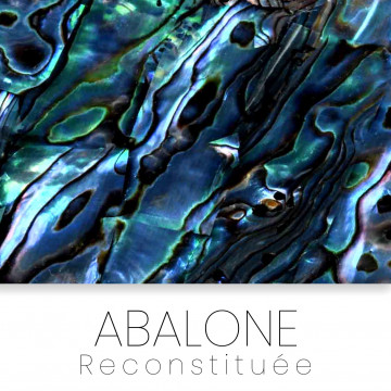 Abalone laminated - Sets and plates for knife making