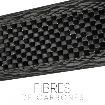 Carbon fibers : many references for knives