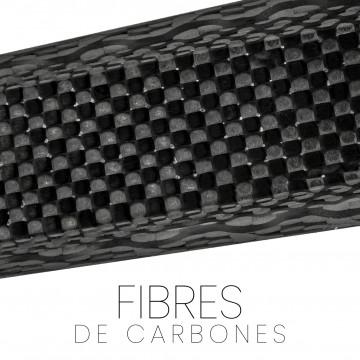 Fibres de carbones : nombreuses références pour couteaux