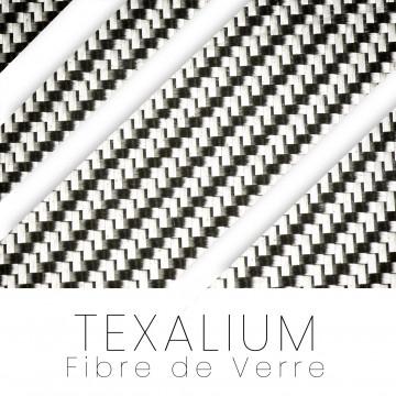 Texalium - Fiberglass and aluminum