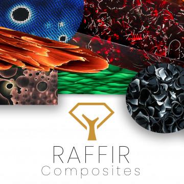 Compositi RAFFIR - Materiali originali per posate