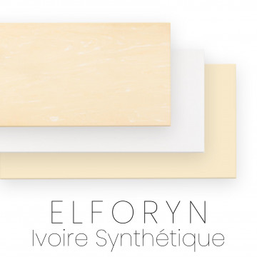 Elforyn - synthetic ivory