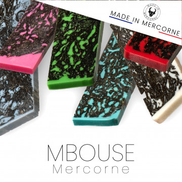 Mbouse: French cow dung resinated