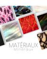 Mineral matter