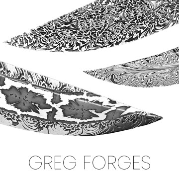 "Lame ""Greg forge"" : groupe de forgerons Ukrainien"