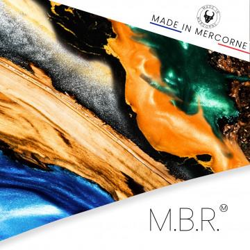 """MBR , Mercorne bois résine - """"hybrides wood"""" made in France"""