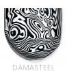 Damasteel: barras de damasco rectificado 3.05mm