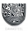 Damasteel : barres de damas rectifiée 3.05mm