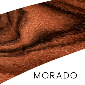 Morado exotic wood from South America