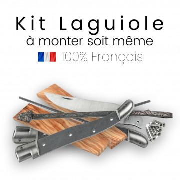 Kit couteaux laguiole complet  : à monter soi-même