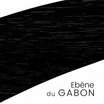 Gaboon ebony