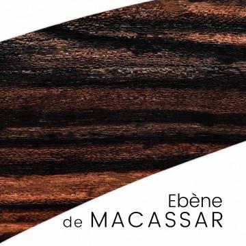 Macasar ebony